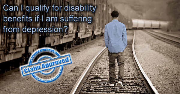 Can I get Disability for Depression?