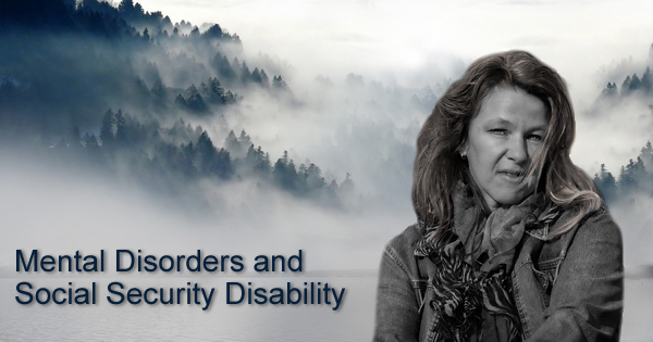 Mental Disorders and Social Security Disability in Texas