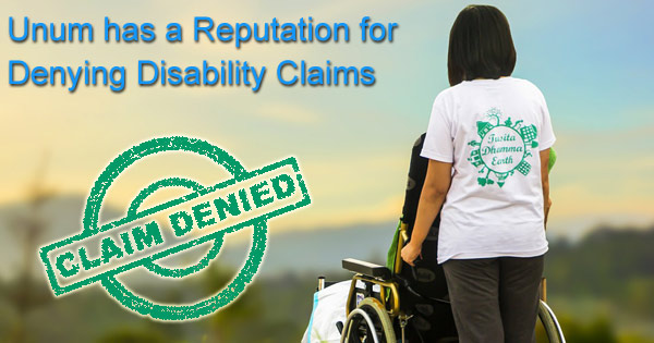 Unum Disability Claim – Help from a Long-Term Disability Lawyer