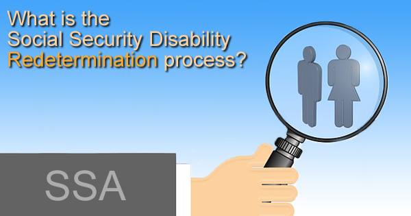 What is the Social Security Disability Redetermination process?