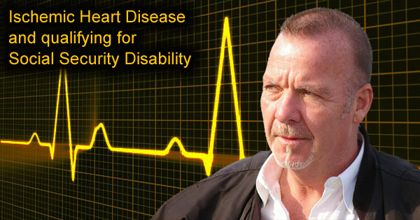 ischemic heart disease disability