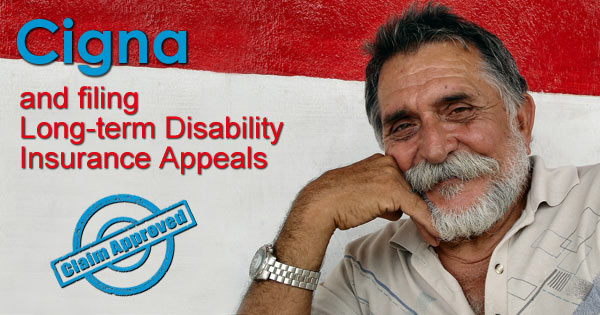 cigna disability appeal lawyer