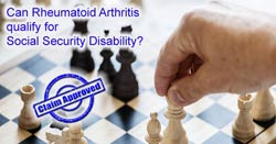 Can Rheumatoid Arthritis qualify for Social Security Disability?