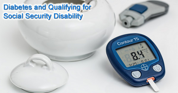 diabetes and qualifying for disability
