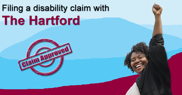 Filing an LTD disability claim with The Hartford