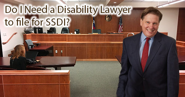 Why do I need a disability lawyer to file for Social Security disability benefits?