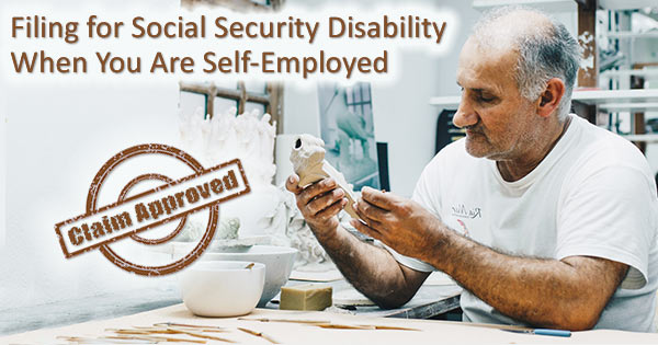 Social Security Disability and the Self-Employed