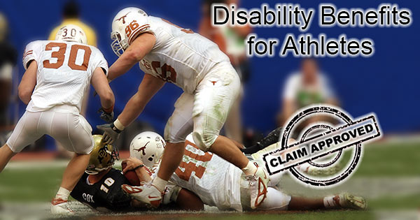 Athletes and Sports Disability
