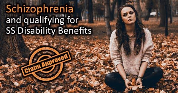 Schizophrenia Disability